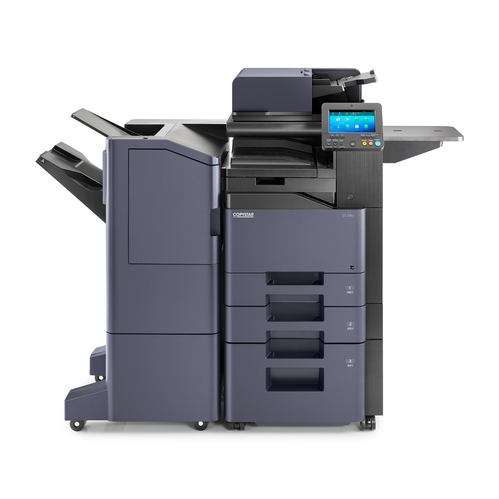 Kyocera CS_358ci - Copy Machine Leasing