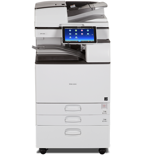 Copier ricoh_MP-4055 Copy Machine Leasing FL