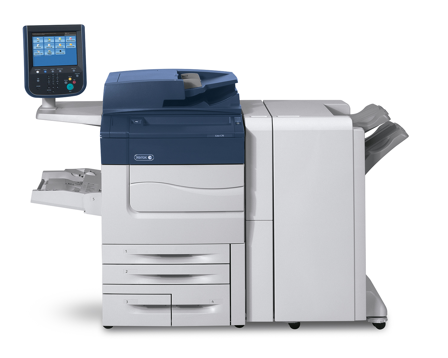 xerox 560 Color Copier 25.62177 -80.32477