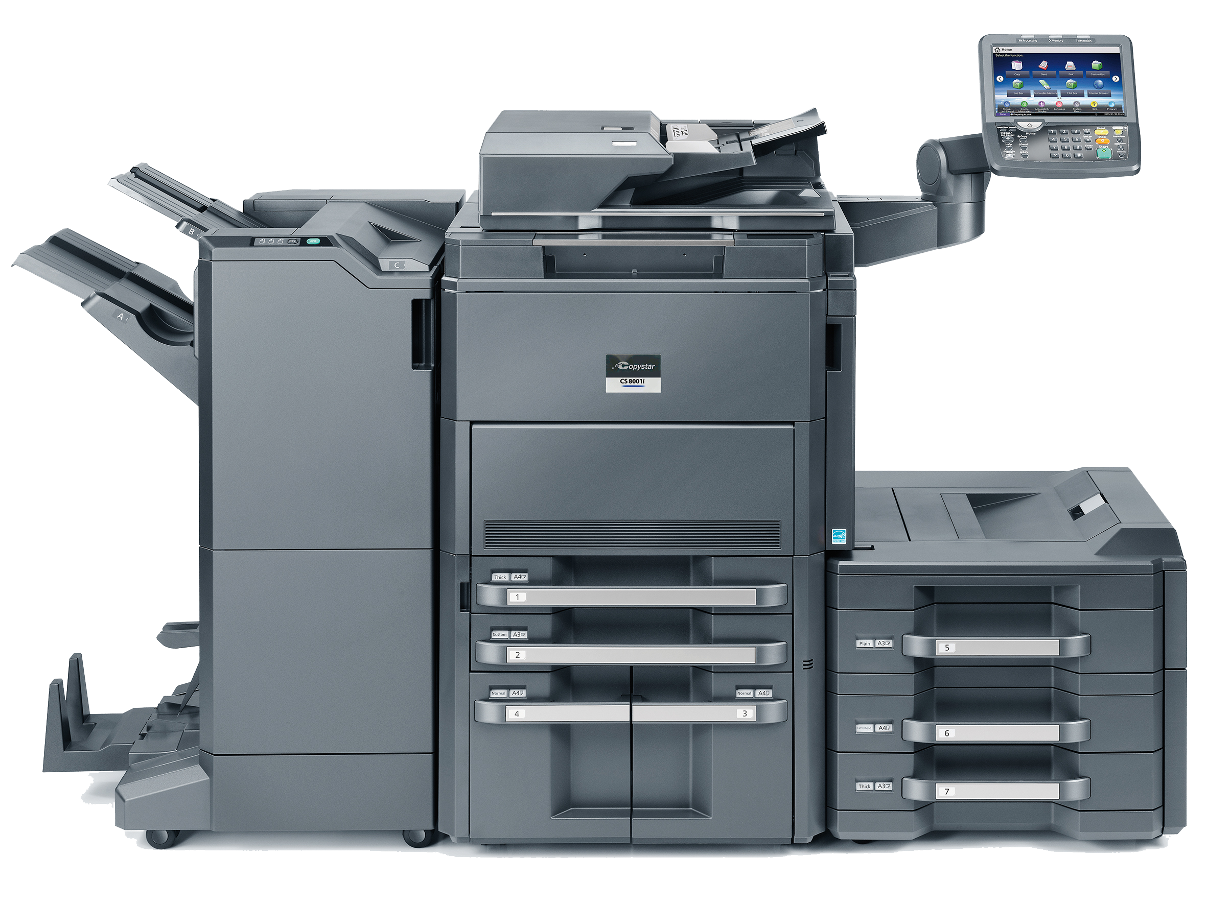Kyocera Copystar Color Copier